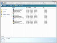 Cómo volver a formatear una unidad de disco en Windows Vista