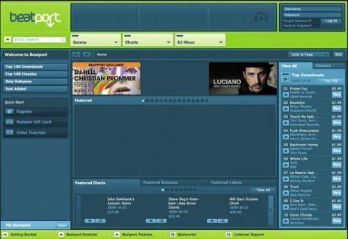 Encontrar música en línea: Alternativas a iTunes y Amazon