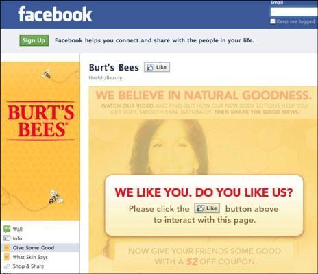 Extendiendo Sus Causas Alcance con una página de Facebook