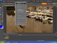 Cómo Fundido un filtro en su software de edición de imágenes