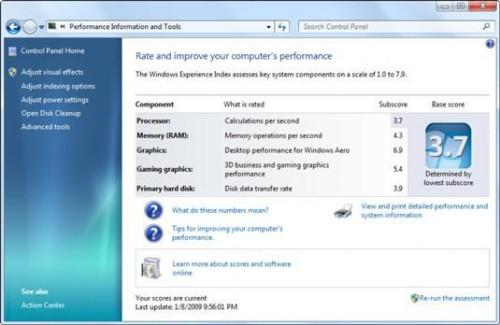 Lo que debe buscar en una PC nueva con Windows 7