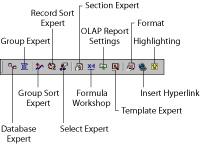Crystal Reports 9 Cheat Sheet