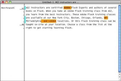 Nuevas características de InDesign CS5