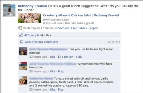 Cómo compartir eficazmente Contenido en de su negocio página de Facebook