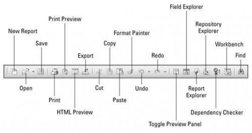 Crystal Reports 2008 Cheat Sheet