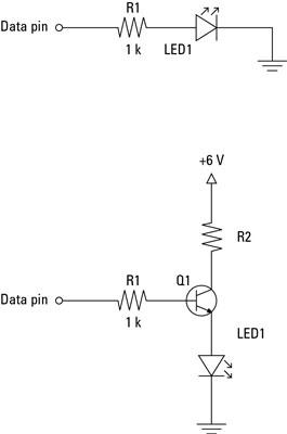 Electrónica Digital: Cómo diseñar un puerto paralelo Circuito