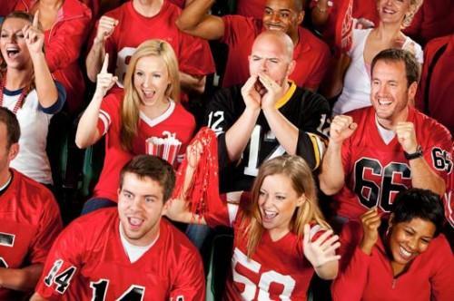 Cómo hacer la mayor parte de asistir a un partido de fútbol