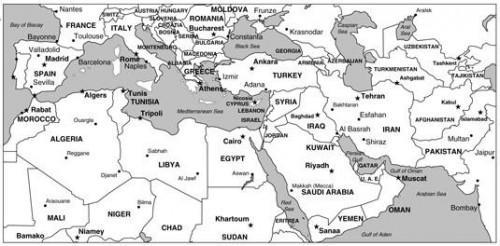 La Hoja de Oriente Medio Cheat
