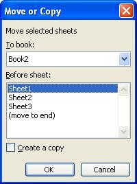 El envío de hojas de trabajo individuales a través de E-mail