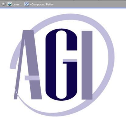 Agrupar y desagrupar objetos en Adobe Illustrator CS5