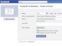 Cómo crear y Invitar gente a Facebook Evento de su negocio
