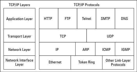 Administración de red: / Marco Protocolo IP TCP - Prucommercialre.com