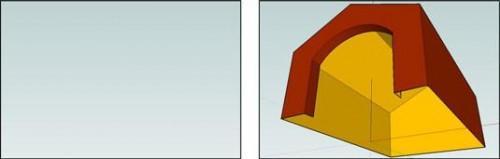 Cómo pintar un modelo en Google SketchUp 8