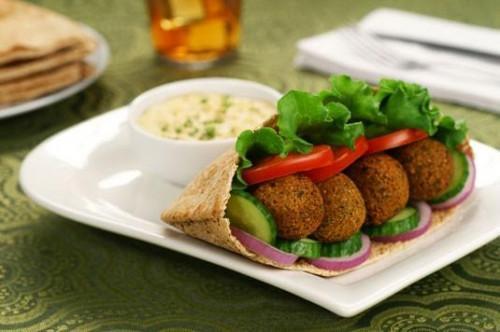Receta para Falafel