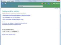 Cómo utilizar el solucionador de problemas de hardware en Windows Vista