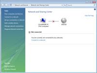 Cómo configurar una conexión a Internet siempre activa en Windows Vista