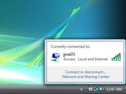 Cómo hacer una conexión de red inalámbrica