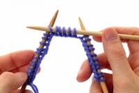 Cómo Tejer en redondo en ag de doble puntas