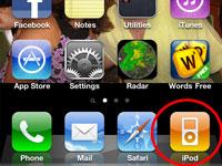 Cómo usar el iPod listas de tu iPhone