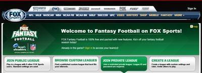 Cómo unirse Fantasy Football Pública o Ligas Privadas