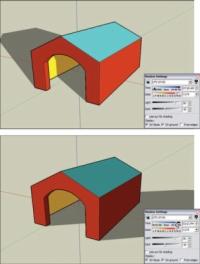 De Utilizar Funciones Sketchup Sombras Cómo HWEYD9I2